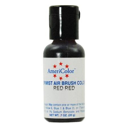 Americolor Amerimist Air Brush Color Red Red 21gr