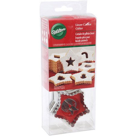 Wilton Star Linzer Cutter