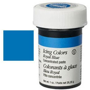 Wilton Royal Blue Icing Color