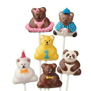 Wilton 3D mini Bears Pan