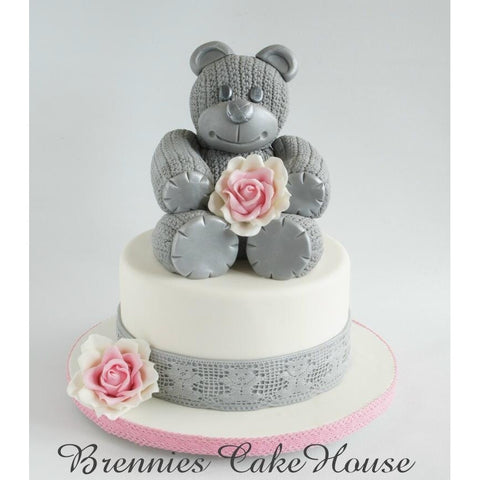 KD Teddy Lace Border