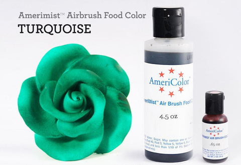 Americolor Amerimist Air Brush Color Turquoise 20gr
