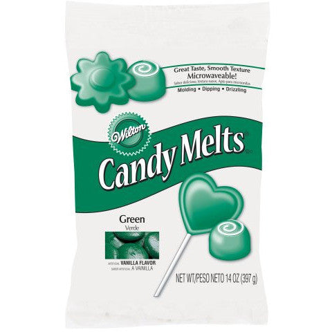 Wilton Candy Melts Green