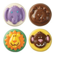 Wilton Cookie Candy Mold Animals