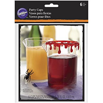 Wilton Party Cups (6pcs)