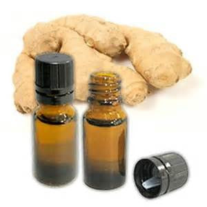 Ginger Root Organic Essential Oil