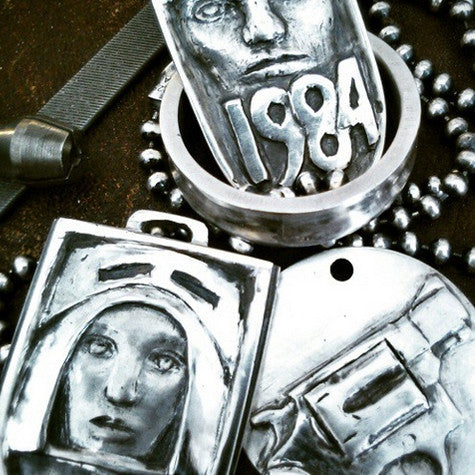 Sterling Silver Jewelry by A Mad Monk Style