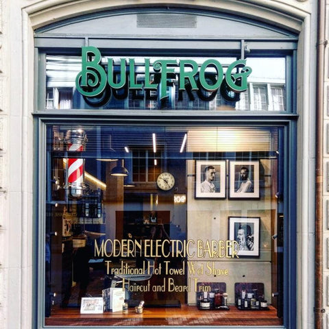 BULLFROG Modern Electric Barber