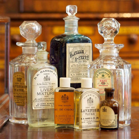 DR_Harris_London_Luxury_Rasierseife_Cologne_Aftershave_Mens_Grooming Körperpflege