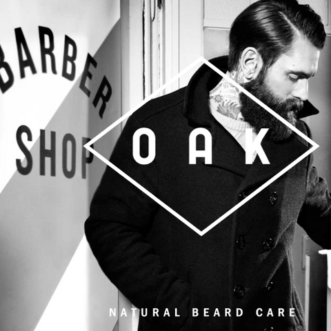 OAK BERLIN - NATURAL BEARD CARE