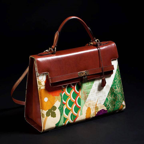 SOULSISTER`S PRICE ECO DESIGN KELLY BAG & POCHETTE