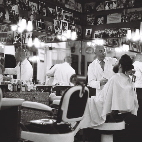 BARBERSHOP WITH SOUL
