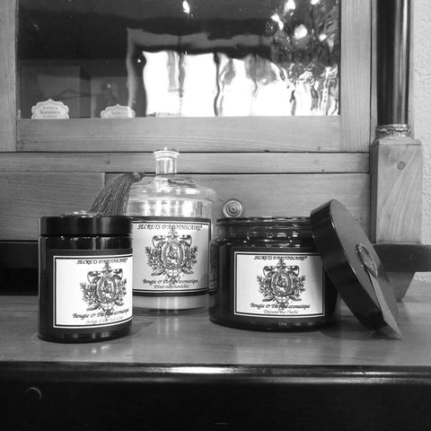 CANDLES BY SECRET D´APOTHICAIRE