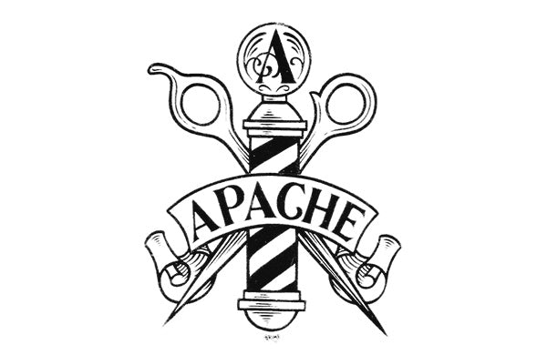 APACHE-Barbershop-Japan