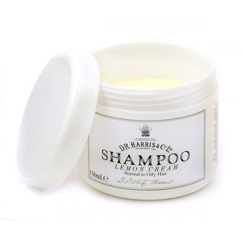 Lemon Shampoo Cream