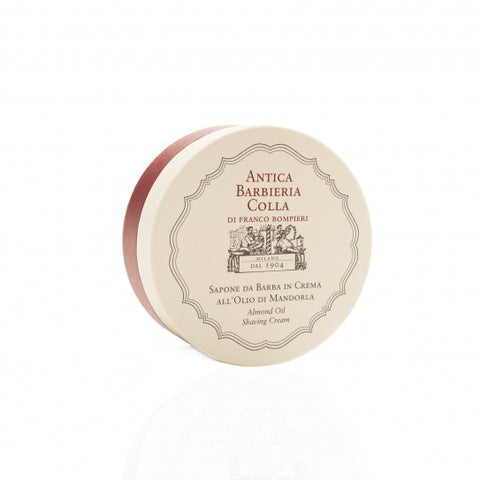 Antica_Barbieria_Colla_Milano_Rasierseife_almond_oil_shaving_cream