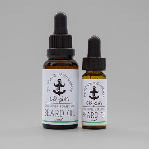 Bartöl / Beard Oil