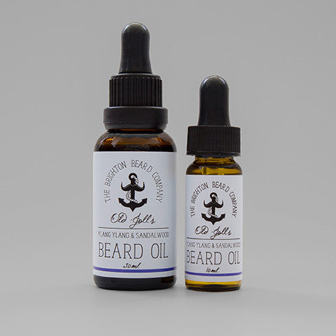 Bartöl / Beard Oil 10ml