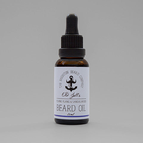 The Brighton Beard Company Ylang Ylang Sandelwood Beard Oil Bartöl