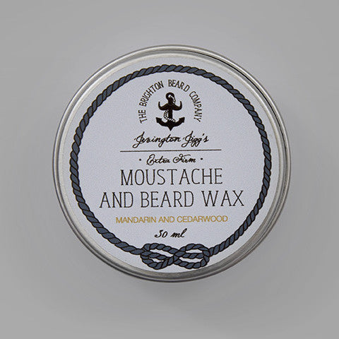 Mo and Beard Wax Extra Firm 30ml