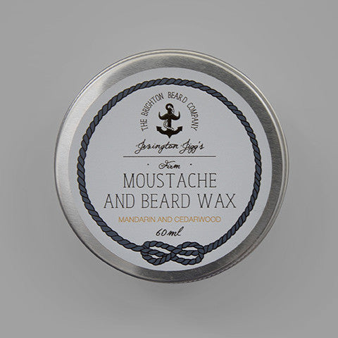 Moustache and Beard Wax Firm