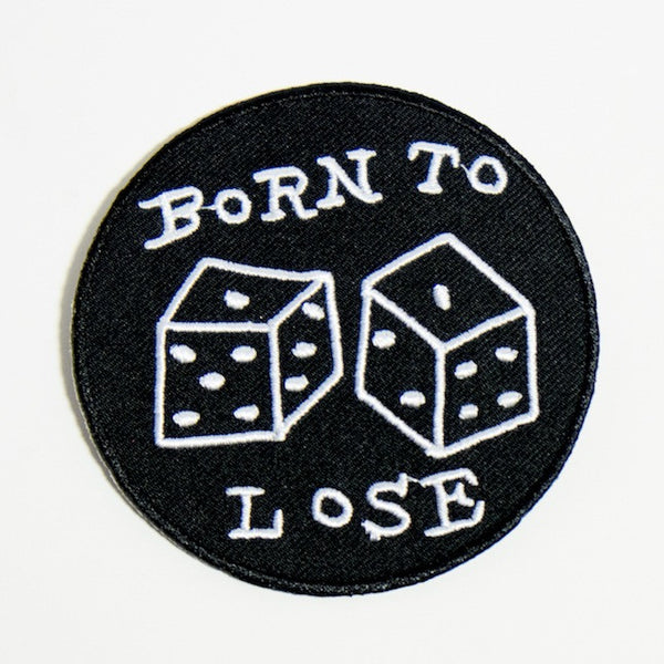 Patch Born To Loose