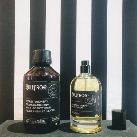 Bullfrog Secret Potion N°3 Set