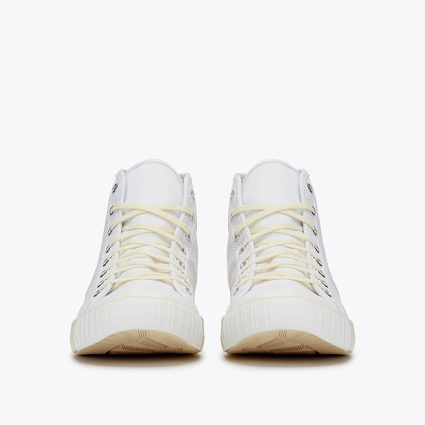 Colchester_Rubber_Co_Basketball_Sneaker_National_Trasure_High_Top_Linen_White