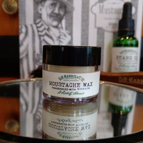 D,R. Harris Moustache Wax