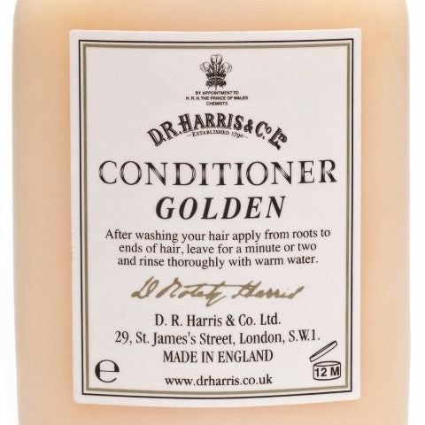 THE GOLDEN CONDITIONER