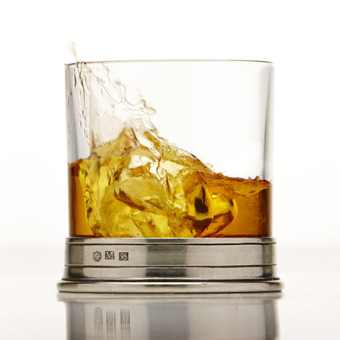 Old Fashioned Whisky Tumbler