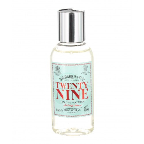 D.R. Harris Twenty Nine Head to Toe Wash