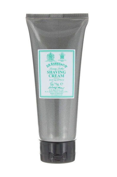 Eucalyptus Shavingcream Tube