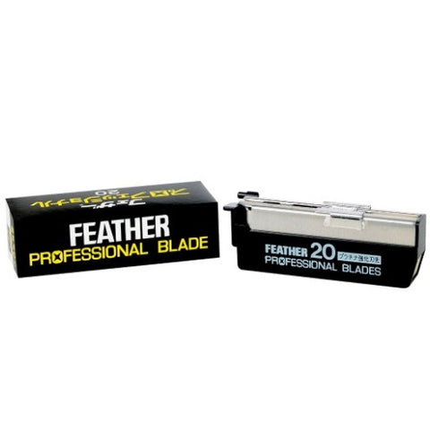 Feather-Professional-PB-20-Single-Edge-Blades-Artist-Club