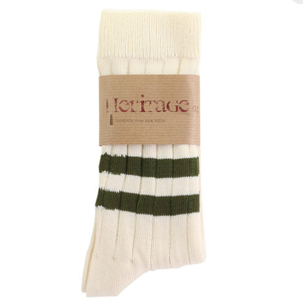 HERITAGE-9.1-Vinatge-Edition-Natural-Socks-Strümpfe-Made-in-Italy