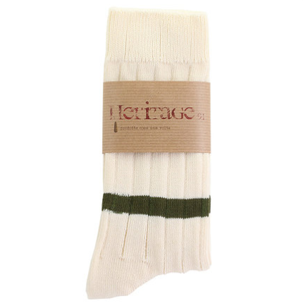 HERITAGE-9.1-Vinatge-Edition-Natural-Military-Socks-Strümpfe-Made-in-Italy