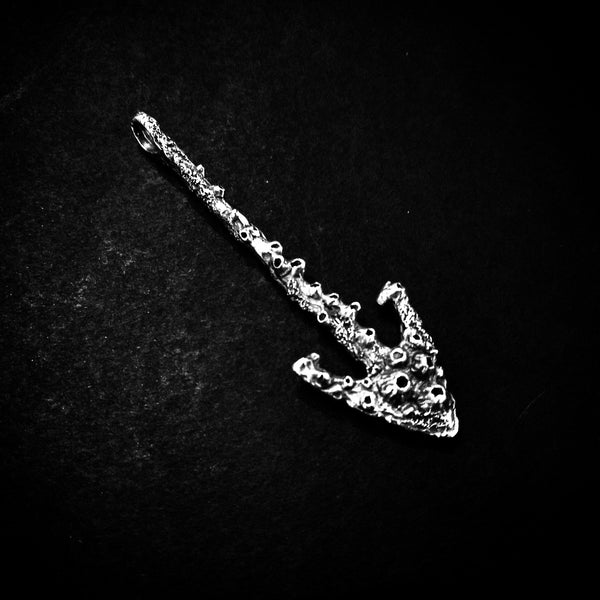 ELL Milano Sterling Silver Pendant Arrow