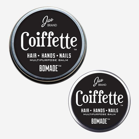 Jao Brand Coiffette natural Pomade Beard Balm Handcreme