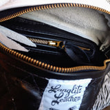 Langlitz Leathers Luxus Gürteltasche-Innenansicht-Made-in-USA