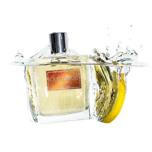 Le Pere Lucien Oud Neroli Eau de Toilette Aftershave Splash