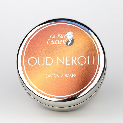 Le Pere Lucien Luxus rasierseife Oud Neroli Frankreich