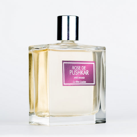 Le Pere Lucien Rose de Pushkar Eau de Toilette Aftershave Splash