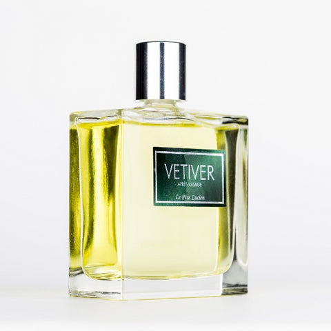 Le Pere Lucien Vetiver Eau de Toilette Aftershave Splash