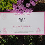 Rose Limited Edition Rasierseife