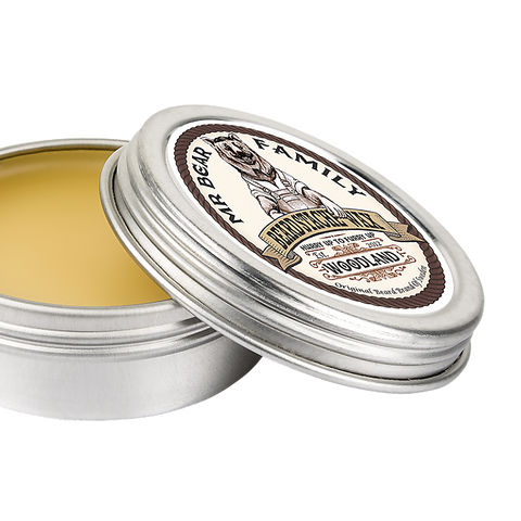 Beard Stach Wax - Woodland