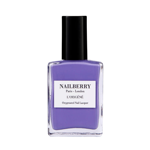 Nailberry Vegan Bluebell Nagellack Nail Polish Luxus Organic