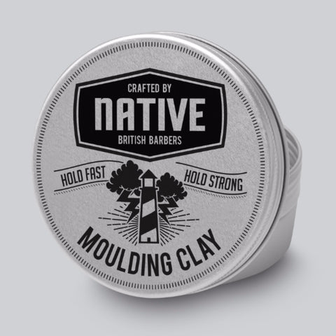 Native Moulding Clay Pomade Haare