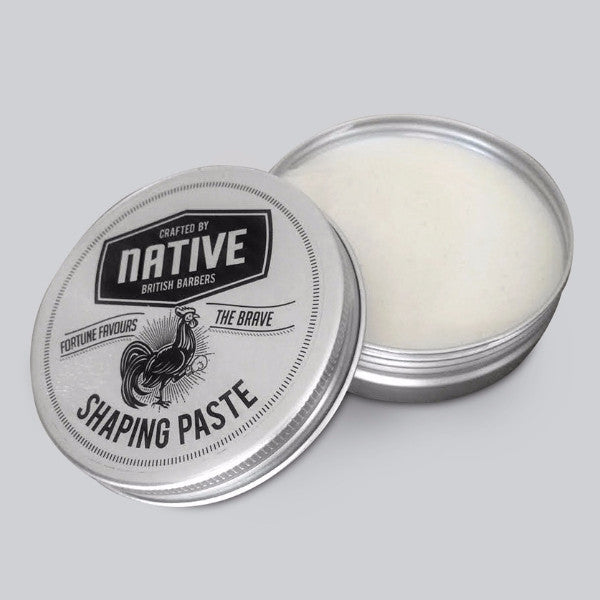 Native Shaping Paste British Barbers