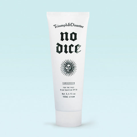 Triumph & Disaster, Neuseelands feinste Herrenpflege! Sonnencreme / Sunscreen