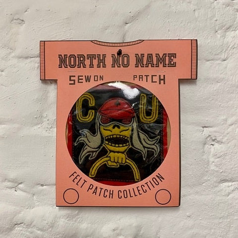North_No_Name_Felt_Patch_C_U_Tokyo_Japan